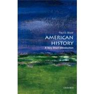 American History: A Very Short Introduction by Boyer, Paul S., 9780195389142