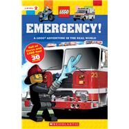 Emergency! (LEGO Nonfiction) A LEGO Adventure in the Real World by Arlon, Penelope, 9781338149142