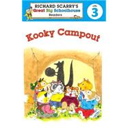 Richard Scarry's Readers (Level 3): Kooky Campout by Farber, Erica; Scarry, Huck, 9781402799143