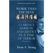 Worse Than the Devil by Strang, Dean A., 9780299309145