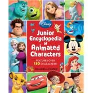 Junior Encyclopedia of Animated Characters by Disney Book Group; Disney Storybook Art Team, 9781423189145