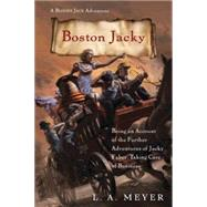 Boston Jacky by Meyer, L. A., 9780544439146