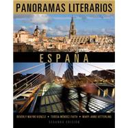Panoramas literarios Espana by Kienzle, Beverly; Mendez-Faith, Teresa; Vetterling, Mary-Ann, 9781111839147