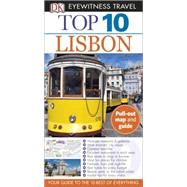 Top 10 Lisbon by Tranaeus, Tomas, 9781465429148