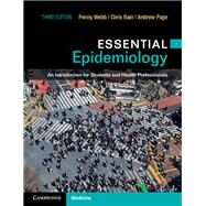 Essential Epidemiology by Webb, Penny; Bain, Chris; Page, Andrew, 9781107529151