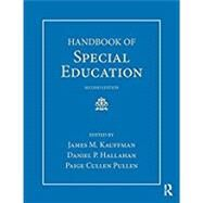 Handbook of Special Education by Kauffman; James M., 9781138699151