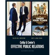 Cutlip and Center's Effective Public Relations by Broom, Glen M., 9780132669153