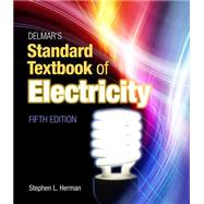 Delmar's Standard Textbook of Electricity by Herman, Stephen, 9781111539153