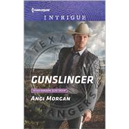 Gunslinger by Morgan, Angi, 9780373699155