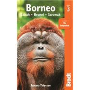 Bradt Country Guide Borneo by Thiessen, Tamara, 9781841629155