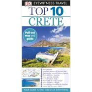 Top 10 Crete by Gauldie, Robin, 9781465429162