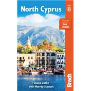 The Bradt Travel Guide North Cyprus by Darke, Diana; Stewart, Murray, 9781841629162