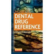 Mosby's Dental Drug Reference by Jeske, Arthur H., Ph.D., 9780323169165