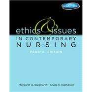 Ethics and Issues in Contemporary Nursing by Burkhardt, Margaret A.; Nathaniel, Alvita, 9781133129165