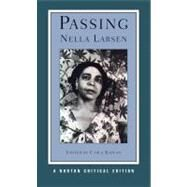 Passing Nce Pa by Larsen,Nella, 9780393979169