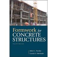 Formwork for Concrete Structures by Oberlender, Garold (Gary); Peurifoy, Robert, 9780071639170