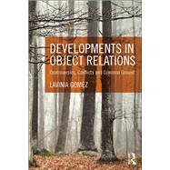 Developments in Object Relations by Gomez; Lavinia, 9780415629171