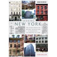Seeking New York by Miller, Tom, 9780789329172