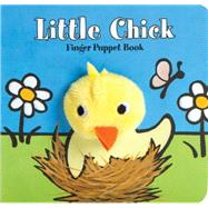 Little Chick Finger Puppet Book by Image Books, 9781452129174