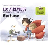 Los atrevidos en busca del tesoro / The Bold Treasure Hunt by Punset, Elsa, 9786073139175