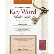 Hebrew-Greek Key Word Study Bible by Baker, Warren, 9780899579177