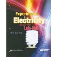 Lab Manual Experiments in Electricity for Use with Lab-Volt by Herman, Stephen, 9781111539177