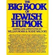 Big Book of Jewish Humor by Novak, William, 9780060909178