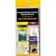 Sequoia/Kings Canyon National Park Adventure Set by Unknown, 9781583559178
