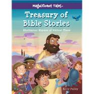 Treasury of Bible Stories Rhythmical Rhymes of Biblical Times by Pulley, Kelly, 9780781409179