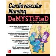 Cardiovascular Nursing Demystified by Keogh, Jim, 9780071849180
