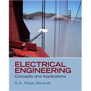 Electrical Engineering Concepts and Applications by Zekavat, S.a. Reza, 9780132539180