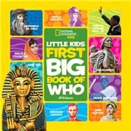 National Geographic Little Kids First Big Book of Who by ESBAUM, JILL, 9781426319181