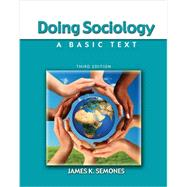 Doing Sociology by Semones, James K., 9781465239181
