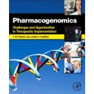 Pharmacogenomics : Challenges and Opportunities in Therapeutic Implementation