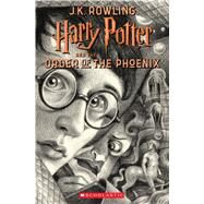 Harry Potter and the Order of the Phoenix by Rowling, J.K.; Selznick, Brian; GrandPré, Mary, 9781338299182