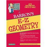 Barron's E-Z Geometry by Leff, Lawrence S., 9780764139185