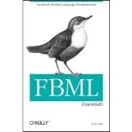 Fbml Essentials by Stay, Jesse, 9780596519186