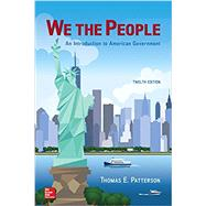 Loose Leaf for We The People: An Introduction to American Government by Patterson, Thomas, 9781259439186