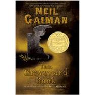 The Graveyard Book by Gaiman, Neil; McKean, Dave, 9780062349187