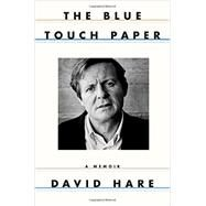The Blue Touch Paper by Hare, David, 9780393249187