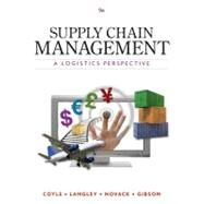 Supply Chain Management: A Logistics Perspective by Coyle, John J.; Langley, C. John, Jr.; Novack, Robert A.; Gibson, Brian J., 9780538479189