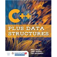 C++ Plus Data Structures by Dale, Nell; Weems, Chip; Richards, Tim, 9781284089189