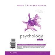 Psychology, Books a la Carte Edition & REVEL -- Access Card Package by Ciccarelli, Saundra K.; White, J. Noland, 9780133979190