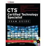 CTS Certified Technology Specialist Exam Guide by Laurik, Sven; International, InfoComm, 9780071739191