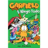 Garfield: Niego Todo by Davis, Jim, 9781449469191