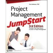 Project Management JumpStart by Heldman, Kim, 9780470939192