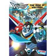 The Rise of Voltron by Spinner, Cala (ADP), 9781534409194