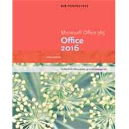 New Perspectives Microsoft Office 365 & Office 2016 Intermediate by Carey, Patrick; DesJardins, Carol; Shaffer, Ann; Shellman, Mark; Vodnik, Sasha, 9781305879195