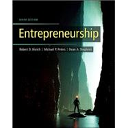 Entrepreneurship by Hisrich, Robert; Peters, Michael; Shepherd, Dean, 9780078029196