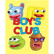 Boy's Club by Furie, Matt, 9781606999196
